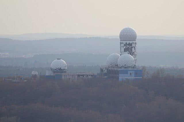Teufelsberg Berlín