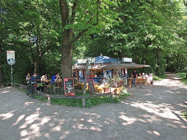 kiosk reichenbachbruecke munich