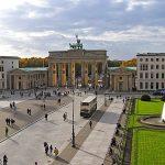 Brandenburger Tor en Pariser Platz