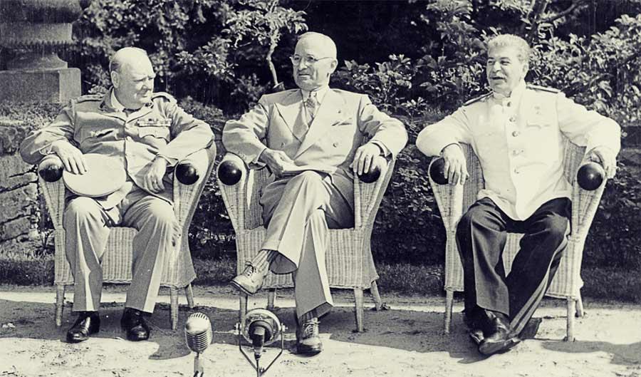 Conferencia Potsdam
