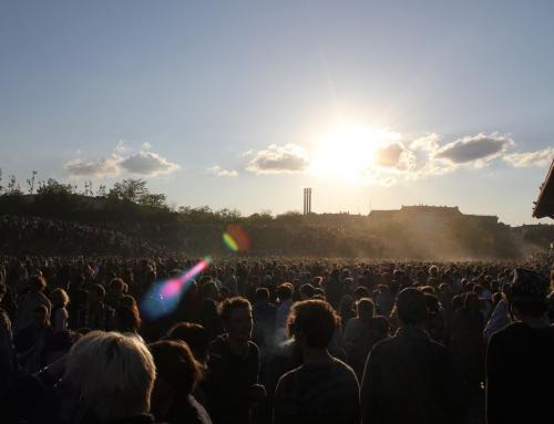 Primero de Mayo – La mayor fiesta de Berlín.