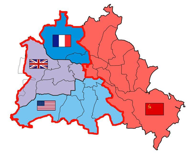 Ocupación Berlín