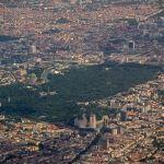foto aerea Berlín