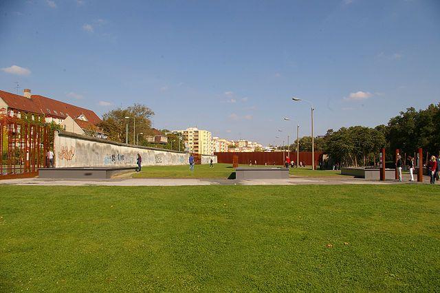 Mauer Gedenkstätte