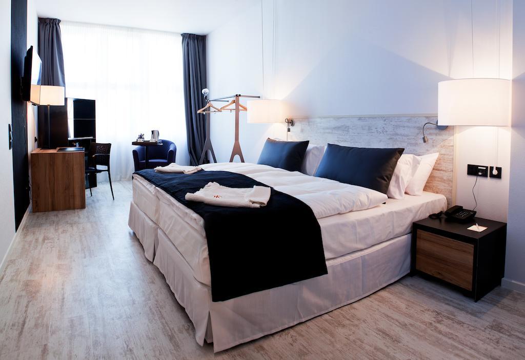 Habiración Hotel Catalonia Berlin