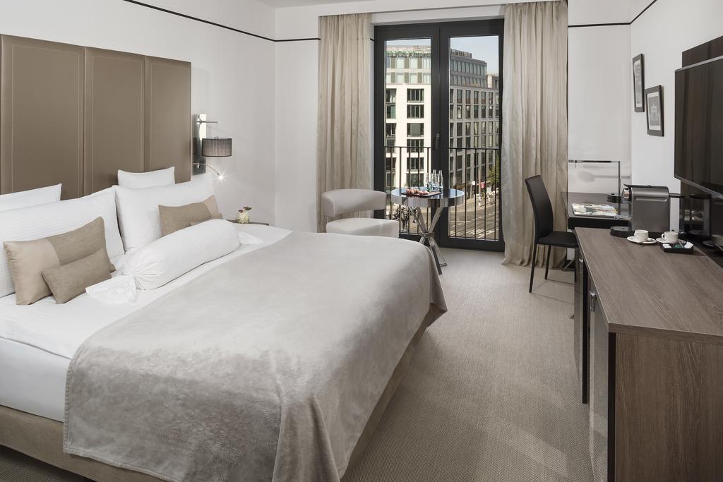 Habitación hotel Melia Berlin