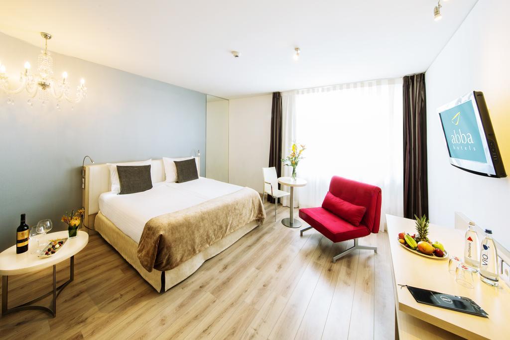 habitación Hotel Abba Berlín