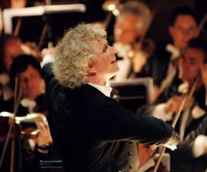 Concierto de Filarmónica en Berlin