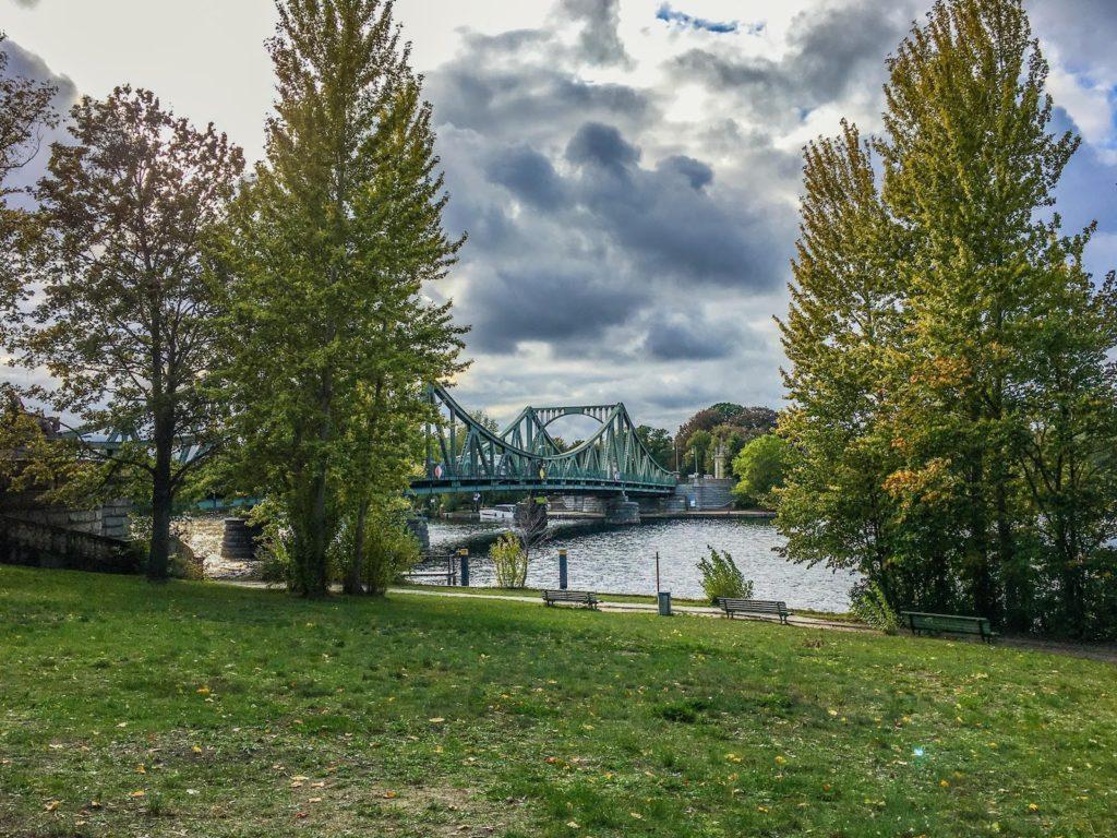 Ruta desde Wannsee a Potsdam en bici